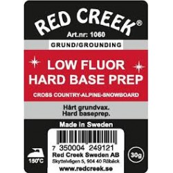 Red Creek Low Fluor Hard Super Base 30 g